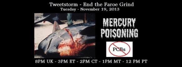End The Faroe Grind Tweetstorm Join Here