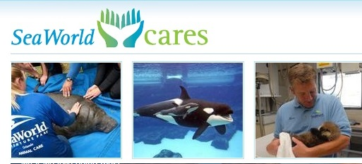 "FAA links reader so propaganda site ""SeaWorld Care"""