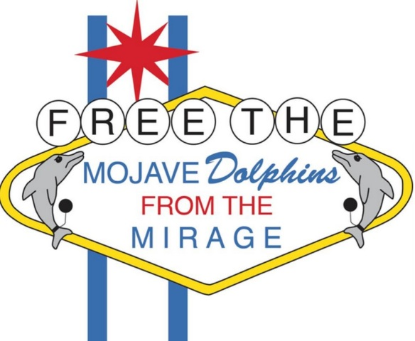 Join the Facebook Page Free the Mojave Dolphins now!
