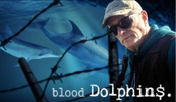 Blood Dolphins by the Ric O'Barry Dolphin Project