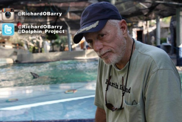 The Ric O'Barry dolphin project Facebook