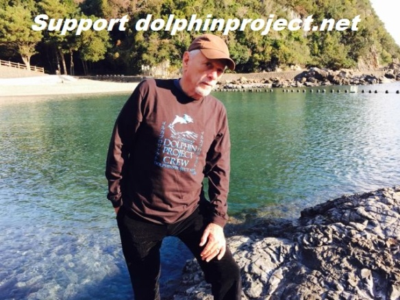 Support The Ric O'Barry Dolphin Project. net and make a difference for dolphins.